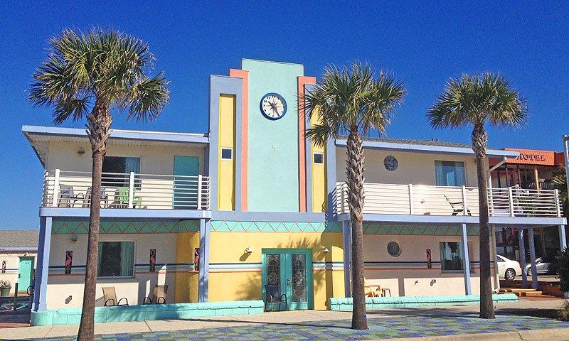 Retro Style Hotel In Vilano Beach