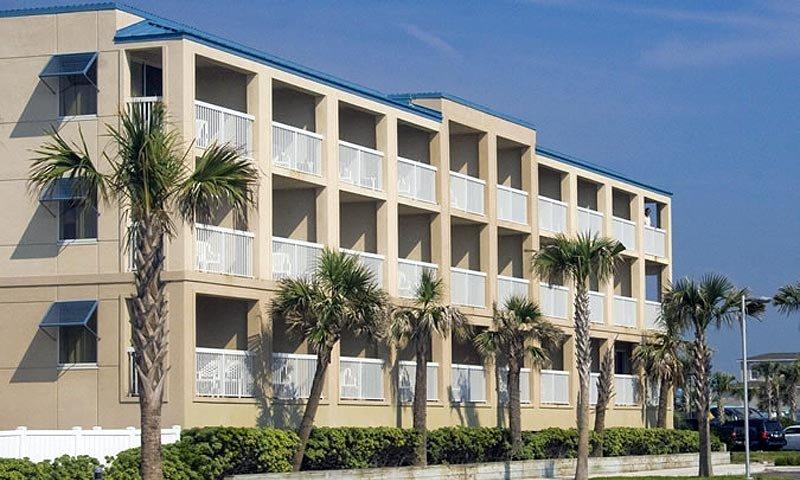 Ocean View Hotel Vilano Beach Fl