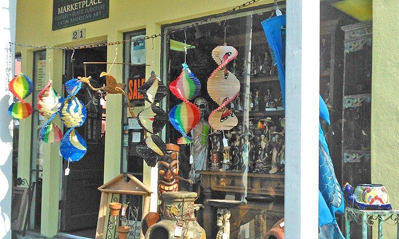 Around The World Marketplace Visit St Augustine