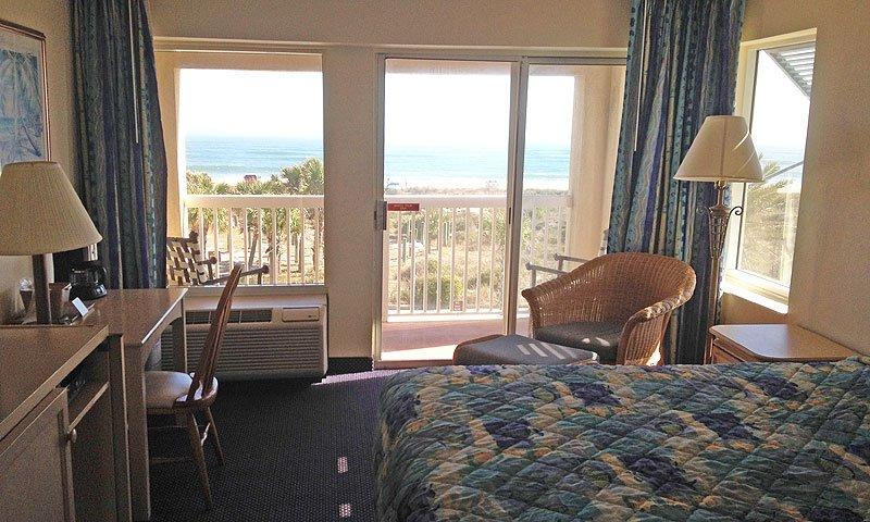 Oceanview Lodge Vilano Beach Hotel
