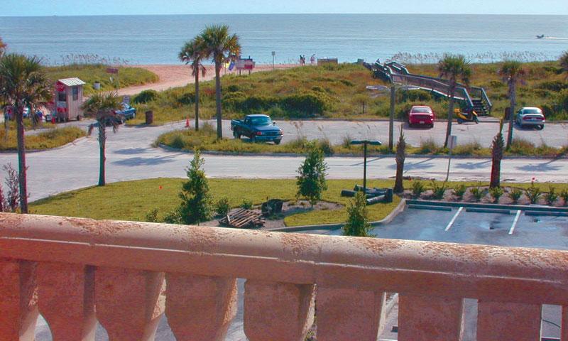 Hampton Inn On Beautiful Vilano Beach In St Augustine
