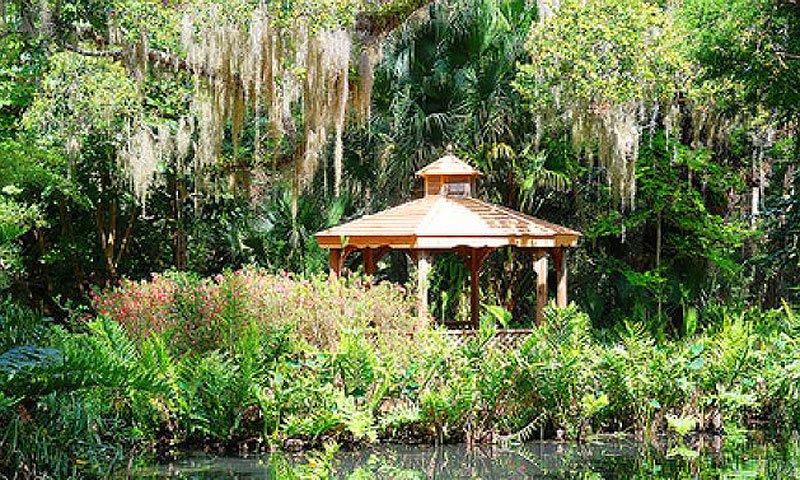 Washington Oaks Gardens Visit St Augustine