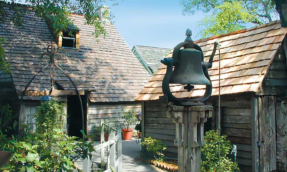 oldest wooden school house visit st augustine