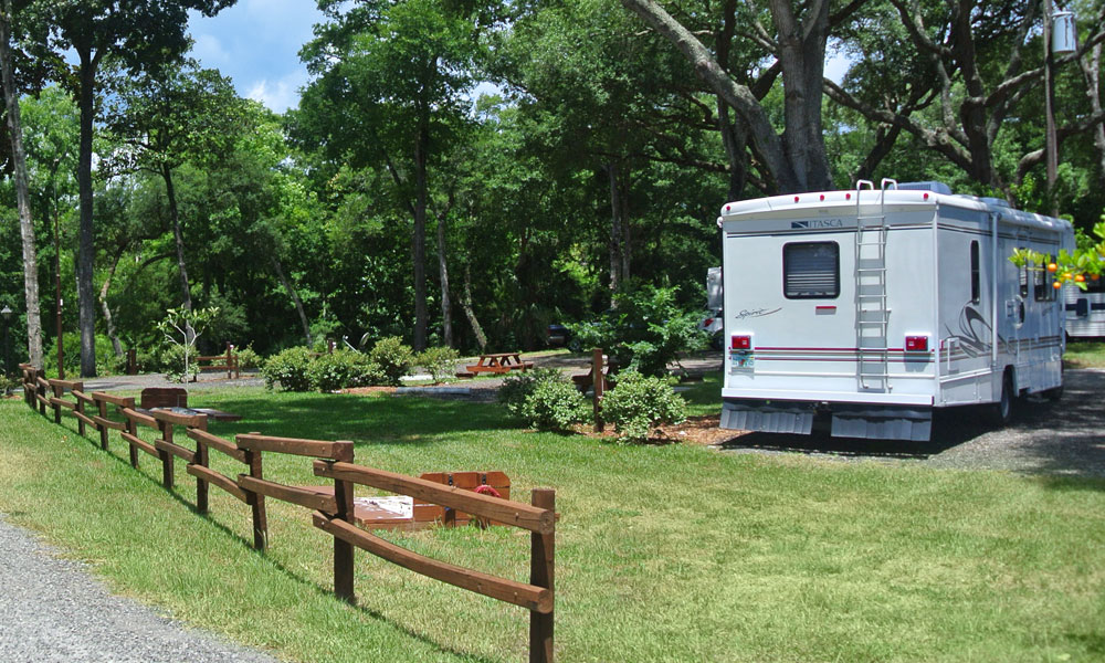 Pellicer Creek Campground St Augustine Fl