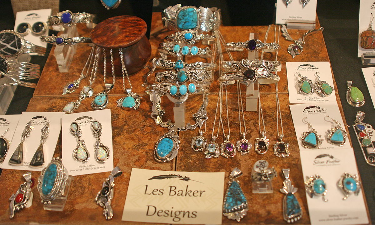 Silver Feather Jewelry | Visit St Augustine