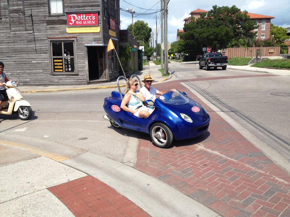 Rent Car St Augustine Fl