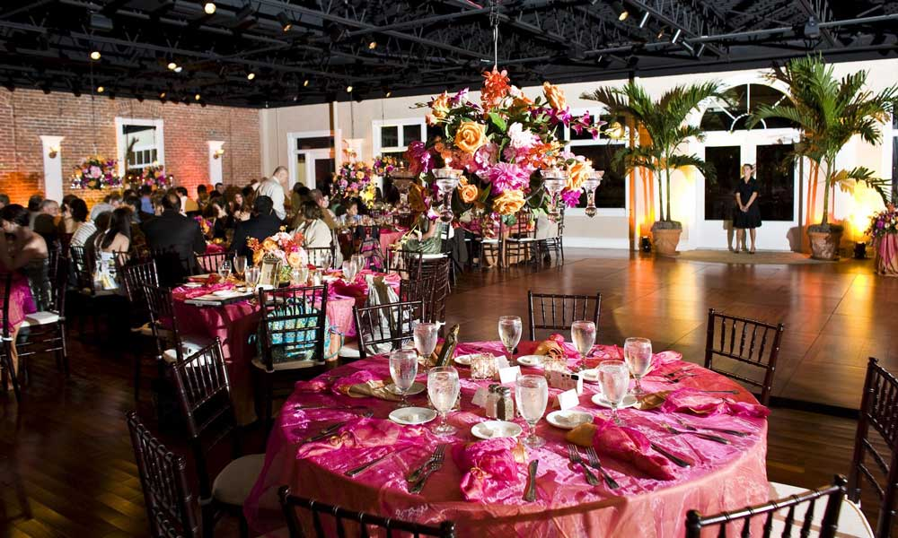 The White Room In St Augustine Florida Provides Venue For Beautiful Weddings