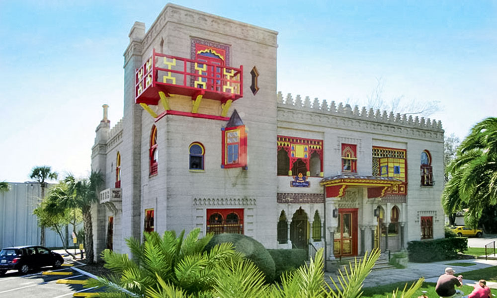 Villa Zorayda Museum Visit St Augustine