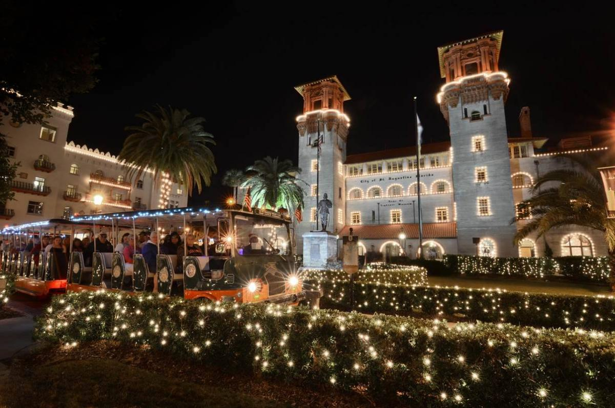 St. Augustine Nights of Lights | 2018 - 2019