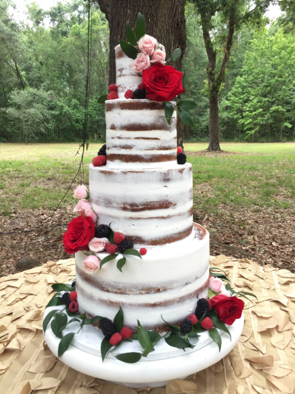 Sweet Weddings Cake Designs In Historic Saint Augustine Is Located Off King Street And Offers Custom Decorated Wedding Cakes For Your Special Day
